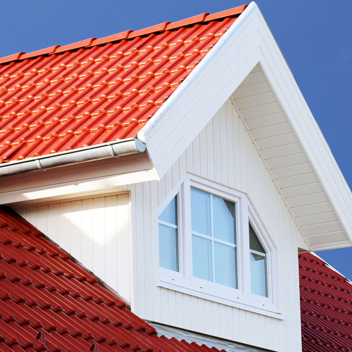 american home roof by roofers